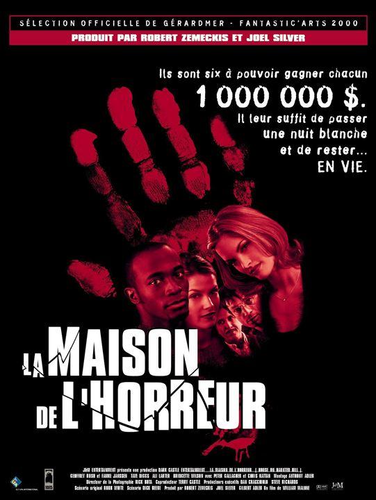 La Maison de l'horreur : Affiche William Malone