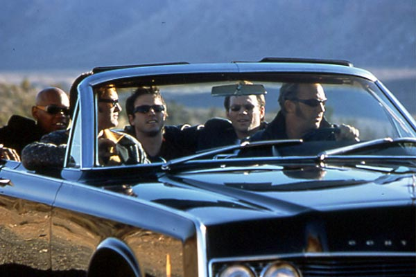 Destination : Graceland : Photo Bokeem Woodbine, Christian Slater, David Arquette, Demian Lichtenstein, Kevin Costner