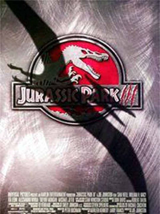 Affiche du film jurassic park iii affiche 1 sur 1 allocin - Jeux de jurassic park 3 ...