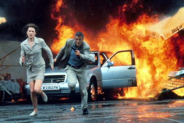 Le Pacificateur : Photo George Clooney, Mimi Leder, Nicole Kidman