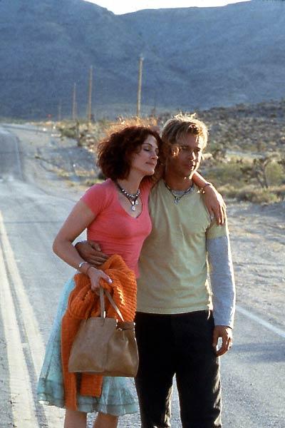 Le Mexicain : Photo Brad Pitt, Julia Roberts