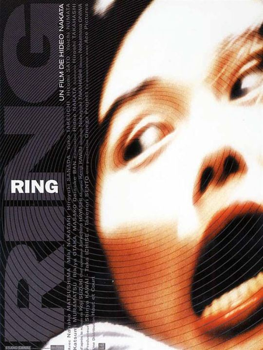 Ring : Affiche Hideo Nakata