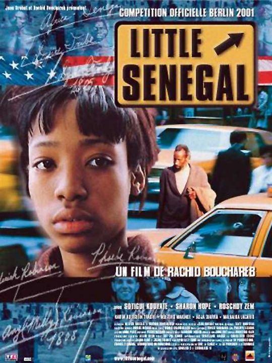 Little Senegal : Affiche
