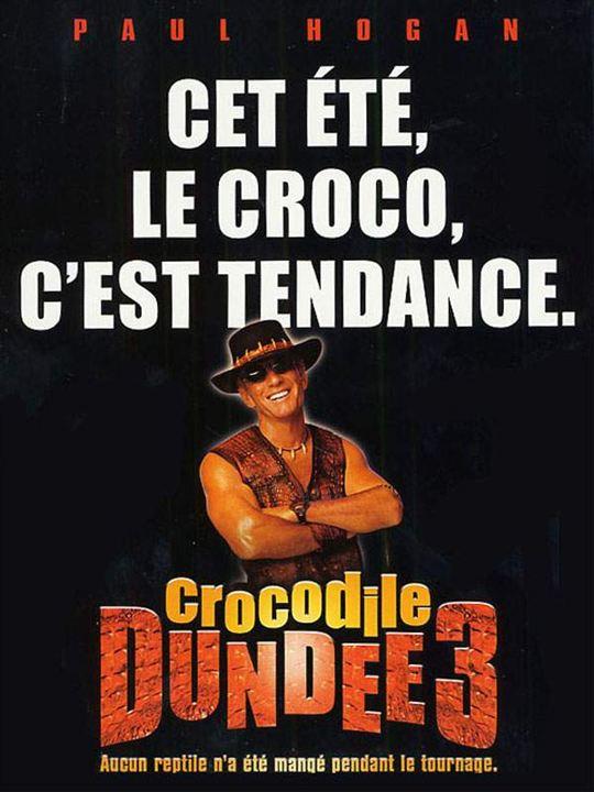 Crocodile Dundee III affiche