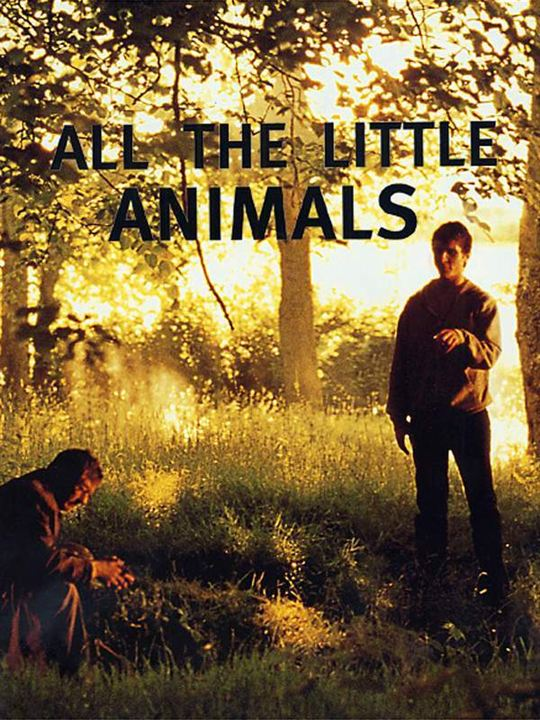 All the Little Animals : Affiche Christian Bale, Jeremy Thomas