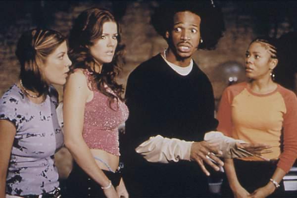 Scary Movie 2 : Photo Kathleen Robertson, Keenen Ivory Wayans, Marlon Wayans, Regina Hall, Tori Spelling