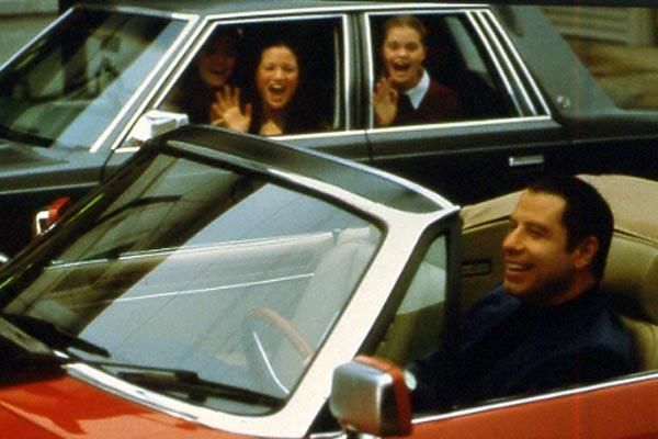 Le Bon numéro : Photo John Travolta, Nora Ephron