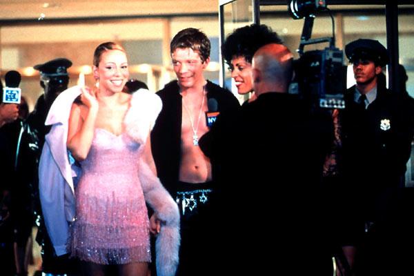 Glitter : Photo Mariah Carey, Vondie Curtis-Hall