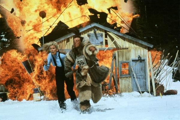 L'Aventurier du Grand Nord : Photo Bob Spiers, Natasha Henstridge, Skeet Ulrich