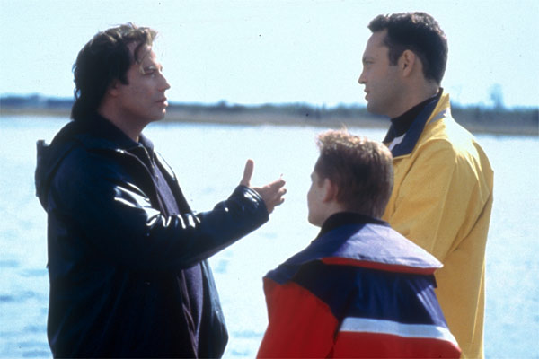 L'Intrus : Photo John Travolta, Matt O'Leary, Vince Vaughn