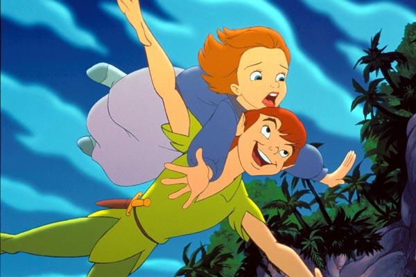 Peter Pan, retour au Pays Imaginaire : Photo