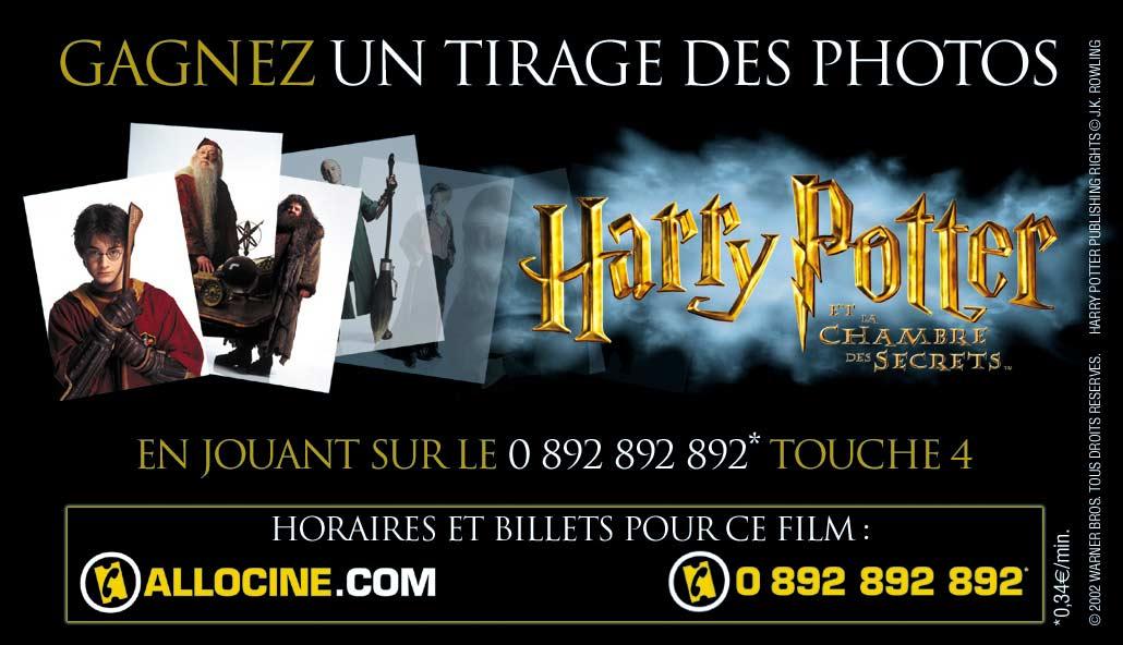 Photo du film harry potter et la chambre des secrets - Harry potter la chambre des secrets streaming vf ...