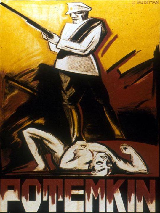 Le Cuirassé Potemkine : Affiche