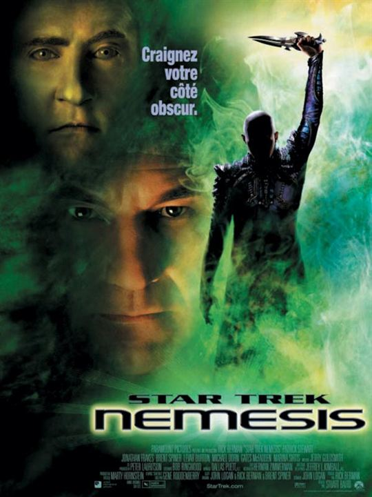 Star Trek: Nemesis : Affiche