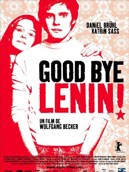 Good Bye, Lenin! : Affiche