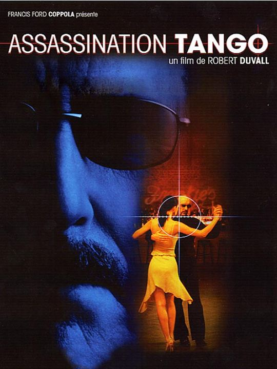 Assassination Tango : affiche Robert Duvall