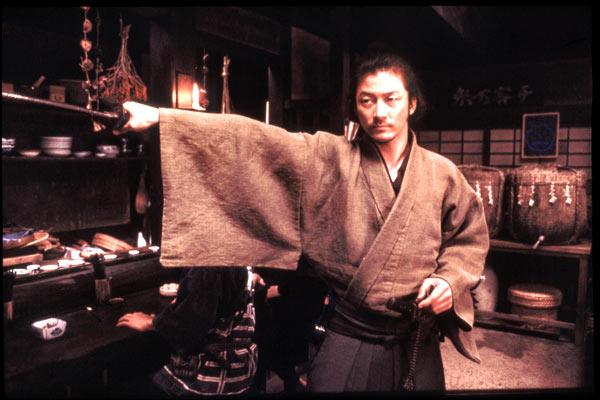 Zatoichi : Photo Takeshi Kitano