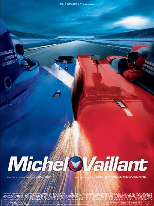 Michel Vaillant : Affiche Louis-Pascal Couvelaire, Sagamore Stévenin
