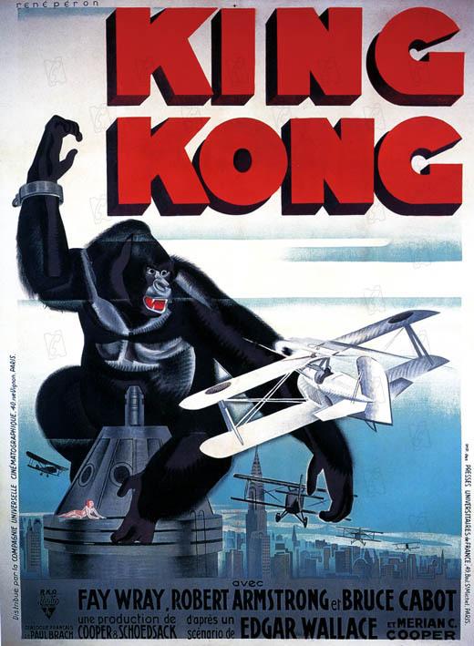 King Kong : Photo Merian C. Cooper