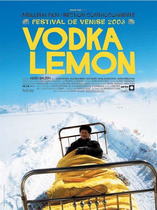 Vodka Lemon : Affiche Hiner Saleem