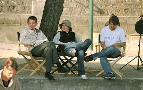 Before Sunset : Photo Ethan Hawke
