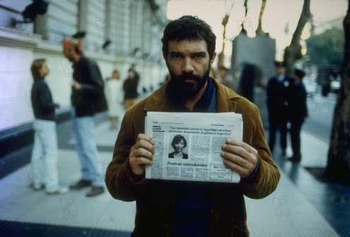 Disparitions : Photo Antonio Banderas, Christopher Hampton