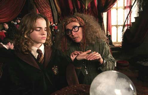 Harry Potter et le Prisonnier d'Azkaban : Photo Emma Thompson, Emma Watson