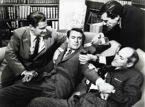 La Mort aux trousses : Photo Cary Grant