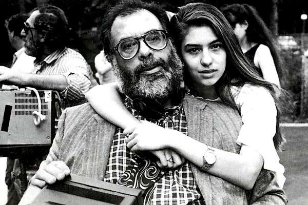 Le Parrain, 3e partie : Photo Francis Ford Coppola, Sofia Coppola