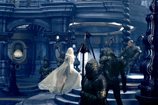 Les Chroniques de Riddick : Photo Judi Dench
