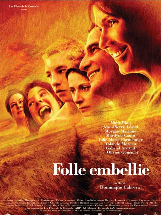 Folle embellie : Affiche Dominique Cabrera