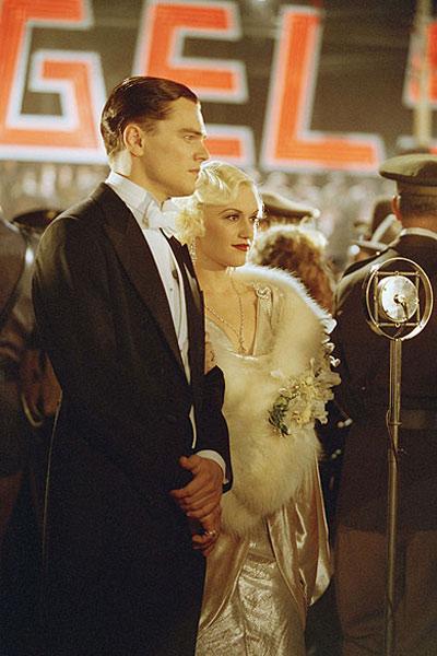 Aviator : Photo Gwen Stefani, Leonardo DiCaprio