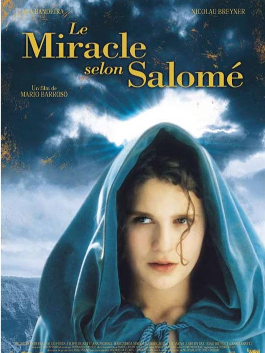 Le Miracle selon Salomé : Affiche Mario Barroso