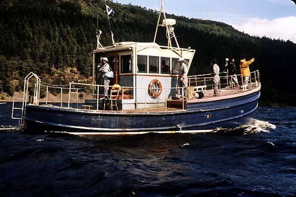 Incident au Loch Ness : Photo Zak Penn