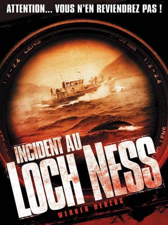 Incident au Loch Ness : Affiche Zak Penn