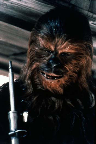 Star Wars : Episode V - L'Empire contre-attaque : Photo Irvin Kershner, Peter Mayhew