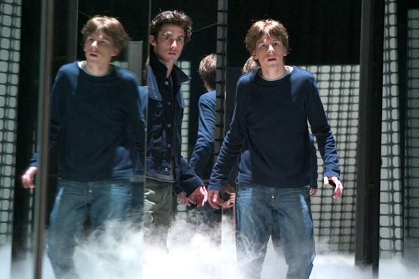 Cursed : Photo Jesse Eisenberg, Milo Ventimiglia, Wes Craven
