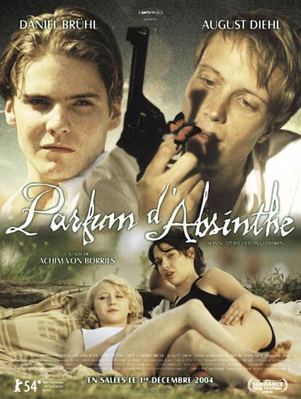 Parfum d'absinthe : Photo Achim von Borries