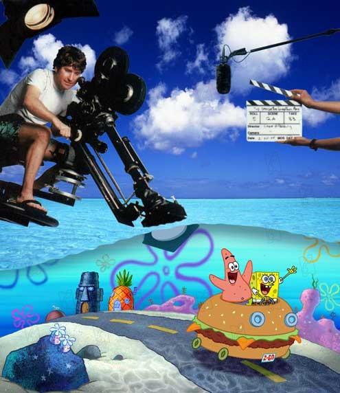 Bob l'éponge - Le film : Photo Stephen Hillenburg