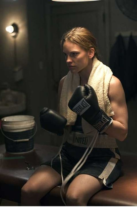 Million Dollar Baby : Photo Hilary Swank