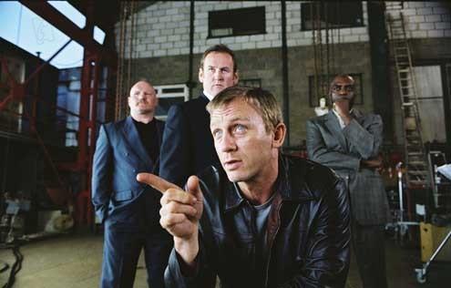 Layer Cake : Photo Colm Meaney, Daniel Craig, George Harris, Matthew Vaughn