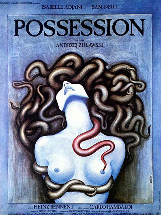 Possession : Affiche