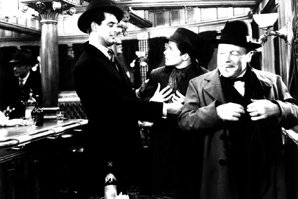 Sylvia Scarlett : Photo Cary Grant, Edmund Gwenn, Katharine Hepburn