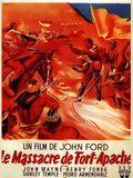 Le Massacre de Fort Apache : Affiche