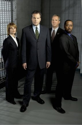New York Section Criminelle : Photo Courtney B. Vance, Jamey Sheridan, Kathryn Erbe, Vincent D'Onofrio