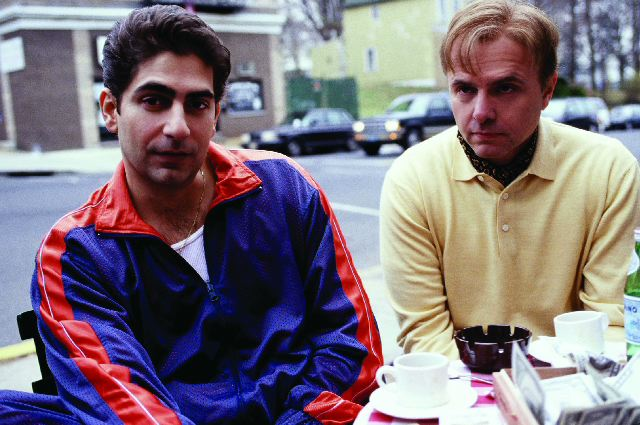 Les Soprano : Photo Joe Pantoliano, Michael Imperioli