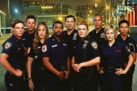 New York 911 : Photo Amy Carlson, Anthony Ruivivar, Coby Bell, Eddie Cibrian, Jason Wiles