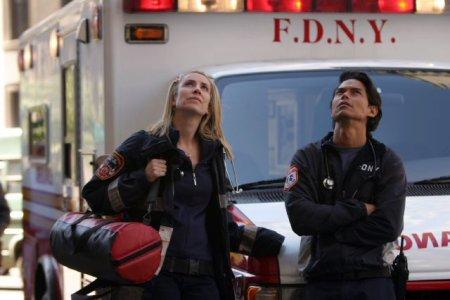 New York 911 : Photo Anthony Ruivivar, Yvonne Jung