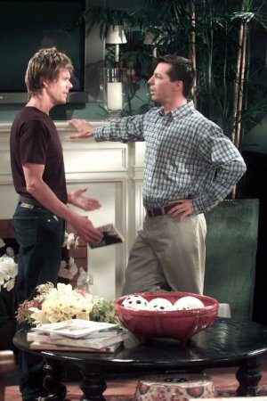 Will & Grace : Photo Kevin Bacon, Sean Hayes