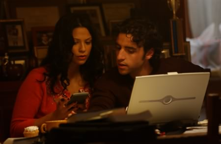 Numb3rs : Photo David Krumholtz, Navi Rawat
